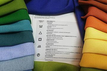 Desinfección y limpieza de tejidos en hoteles, restaurantes y eventos