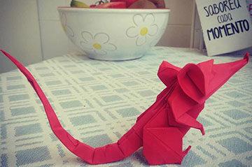 Origami textil, una interesante forma de expresar la creatividad con tejidos