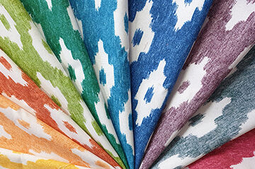 Arte textil (2), la tendencia creativa para decorar estancias con tejidos