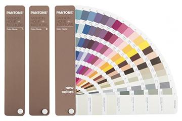 Pantone Textil, guía para la consistencia y precisión del color