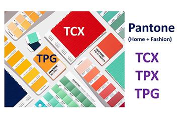 Pantone Textil, diferentes tipos de base para la aplicación del color
