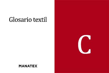 Glosario textil (letra C): palabras y conceptos del segmento de los tejidos