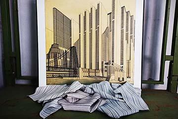 Estilos de decoración de interiores y textiles de diseño: Industrial