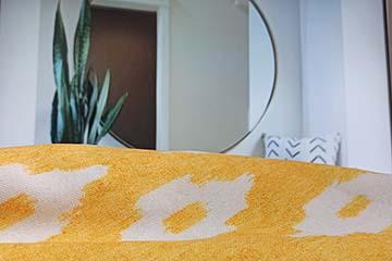 Estilos de decoración de interiores y textiles de diseño: Boho chic