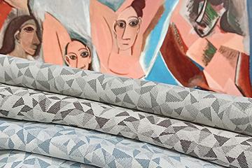Estilos de decoración de interiores y textiles de diseño: Contemporáneo