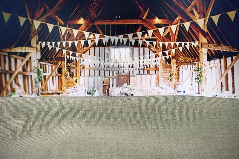 Textiles personalizados para eventos con diseños exclusivos
